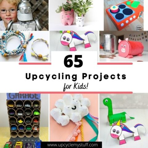 upcycling projects for kids