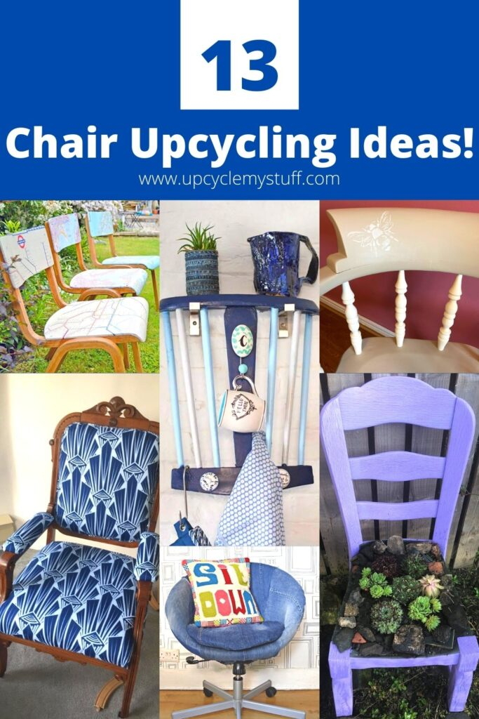 upcycling old chairs